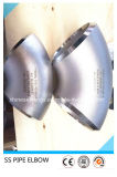 Gomito senza giunte del tubo dei montaggi 90deg dell'acciaio inossidabile di ASTM A403