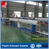 Chaîne de production d'extrusion de tube de conduite d'eau de gaz et de HDPE