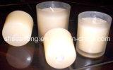 Suporte de vela de vidro / Suporte de luz de chá / copo de vela (SS1337)