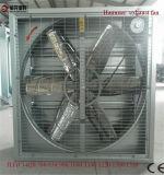 シャッターが付いている産業壁に取り付けられた54inch換気扇
