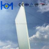 3.2mm ont durci la glace ultra claire enduite pour le panneau solaire