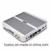 Computadores I5 7200u de Kabylake com o HTPC ultra fino 4k