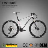 27.5er Xt Groupset M8000 33speed完全なカーボンファイバーT1000山の自転車