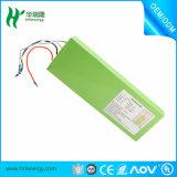 Pack batterie du lithium 10s4p 36V 11.6ah avec les cellules 2900mAh pour la bicyclette électrique