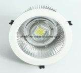 100W LED Downlight con la viruta del CREE LED para la iluminación de la exposición (aeropuerto/museo/hotel)