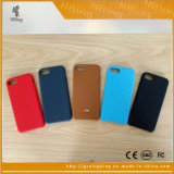 Gevallen de van uitstekende kwaliteit van de Telefoon van het Silicone voor iPhone 7 die, Nieuwe Telefoon Plastic Gevallen voor iPhone 7 afdrukken