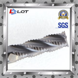 Carboneto Endmills áspero de D10 HRC55 para o aço