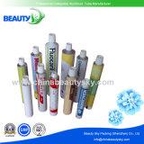 Verpackungs-Medizin-Salbe-Aluminiumbehälter-zusammenklappbares Gefäß
