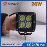 Lampe fonctionnante automatique de l'usine DEL de la lumière 20W de véhicule du CREE DEL