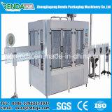 Monoblock automatique remplissant bouchant la machine recouvrante pour l'eau