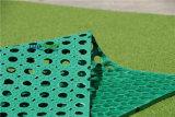 Kleurrijke RubberMat, de RubberMatten van de Vloer voor Gras, Gazon