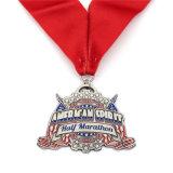 Zink-Legierung Druckguss-antike kupferne Medaille