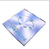 Escala electrónica de cristal endurecida de Digitaces del peso corporal 180kg