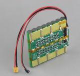 Batterie d'ion de lithium 18650 rechargeable pour le scooter électrique