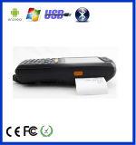 Zkc PDA3505 3G Androïde Ruwe Handbediende PDA met Ingebouwde Thermische Pritner