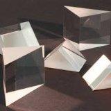 直角プリズム(BK7の石英ガラス、BaF2、JGS1)