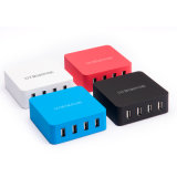 GS4-port USB-Wand-Aufladeeinheits-Arbeitsweg-Adapter