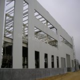 Мастерская структуры стальной рамки низкой цены полуфабрикат светлая в Comoros