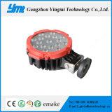 ATVのためのLightbarを運転している51W 5Dの円形のクリー語LED