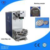 Портативный Engraver лазера волокна с ISO Ce одобрил