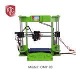 2017 최신 판매 인쇄 기계 크기 고품질 DIY 3D 인쇄 기계