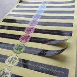 Etiquetas cortadas costume (KG-PT024)