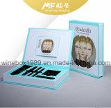 Maquillage Emballage Papier en papier Carré rigide Boîte Cosmétique