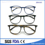 Soflying New Design Acetato Frame Eyeglass Men Optical Glasses