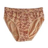 L'OEM entretiennent les culottes en gros régulières de coton de dames confortables