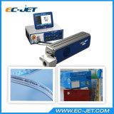 Impressora de laser da máquina da marcação do laser do código de Qr para a venda (EC-laser)