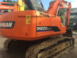 Doosan 사용된 Dh220LC-7 유압 굴착기 (Doosan 굴착기 DH220-7)