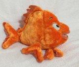 Giocattolo farcito molle della peluche del Goldfish