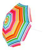 Estilo novo, projeto novo, listra, colorido, Tiltable, guarda-chuva de praia