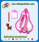 Jeu de jeux de jouets promotionnels Set Set Animal Doctor pour enfants
