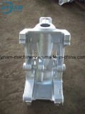 A liga de alumínio de baixa pressão de peça de maquinaria morre a carcaça