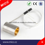 Micc chaufferette en laiton de gicleur de chaufferette de pipe de turbine chaude appuyée avec la chaufferette de bobine