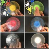 Hilandero plástico de la mano del ABS fresco para el adulto, niños