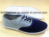 新しい到着の人の注入のズック靴の偶然靴(FFCS1219-01)