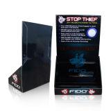 Elektronische Produkt-Pappcountertop-Bildschirmanzeige, Gegenregal