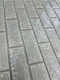 papel pintado respetuoso del medio ambiente del material de la espuma del aislante del PE 3D