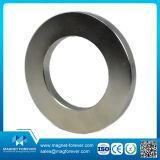 Изготовленный на заказ постоянный магнит NdFeB неодимия кольца