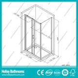 アルミ合金フレーム(SE905C)が付いている家を滑らせる普及した長方形のシャワー