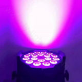 18X10W RGBW 4in1 Farbe, die LED-NENNWERT Licht für Stadium ändert
