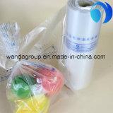 на мешке упаковки еды сбывания Biodegradable на крене