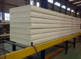 Pannelli a sandwich dell'unità di elaborazione di alta qualità/poliuretano per conservazione frigorifera
