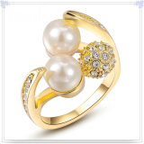 De Ring van de Legering van de Juwelen van de Manier van de Juwelen van het kristal (AL2615)