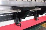 Гибочная машина Wc67y-400/6000 нержавеющей стали с регулятором CNC