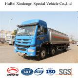 16cbm FAWのユーロ4の燃料タンクのトラック