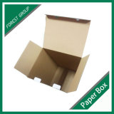 Empaquetado de lujo modificado para requisitos particulares del rectángulo de regalo de la cartulina de la impresión
