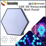 天井の背景LEDのパネルのパテントの蜜蜂の巣ライト